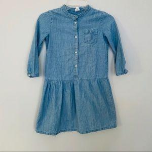 Crewcuts Girls denim dress